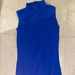 Royal blue balera leo